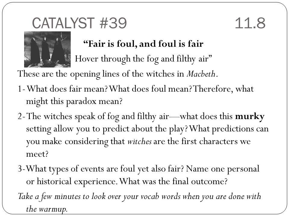 CATALYST #39 11.8