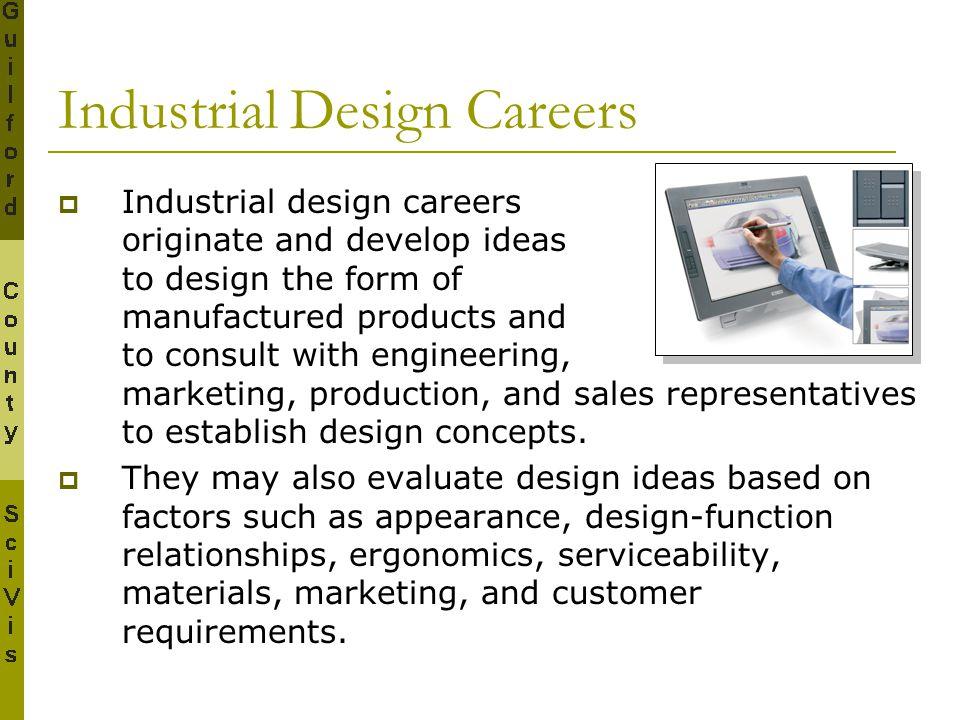 Industrial Design Careers