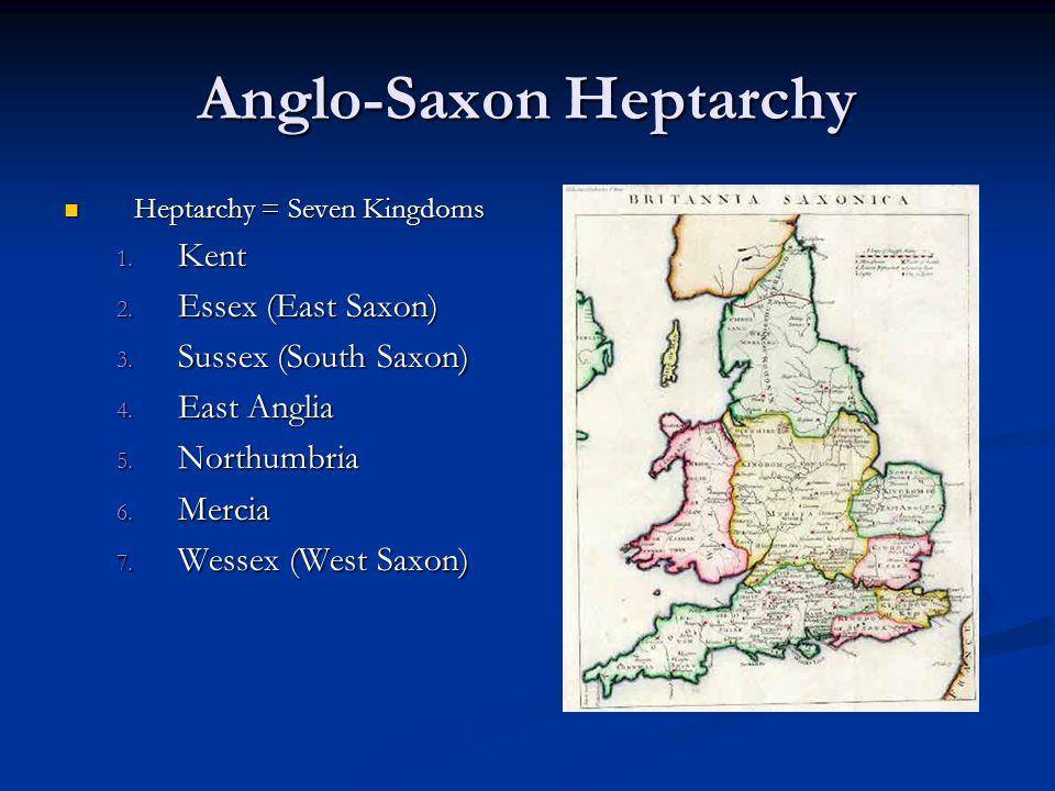 Anglo-Saxon Heptarchy