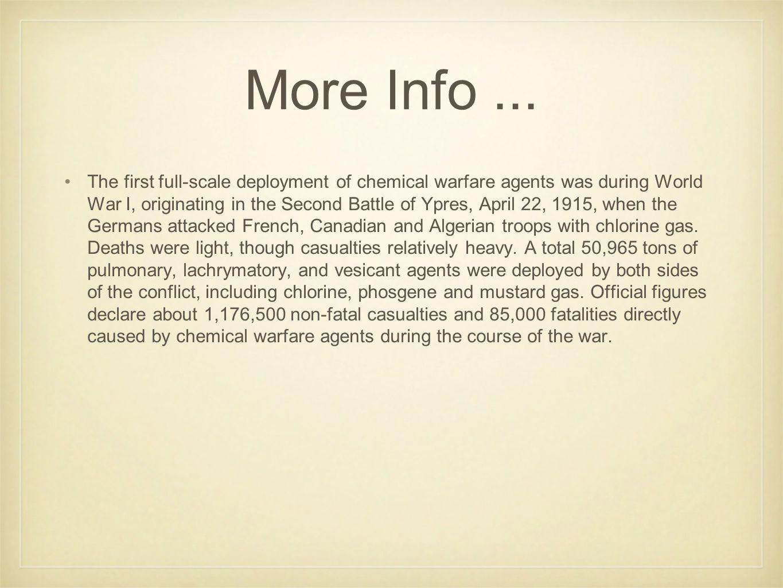 More Info ...