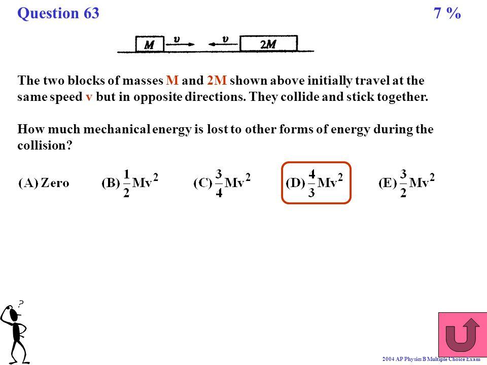 Question 63 7 %