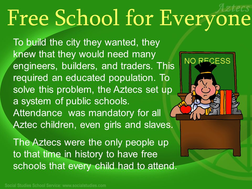 Free School for Everyone
