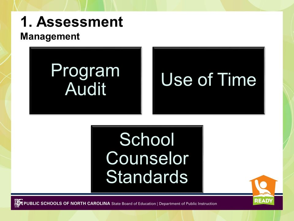 1. Assessment Management