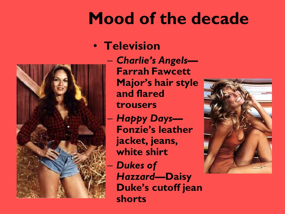 Mood of the decade Television