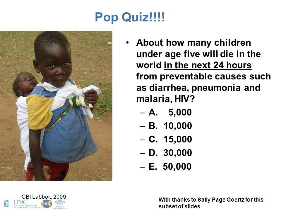 Pop Quiz!!!!