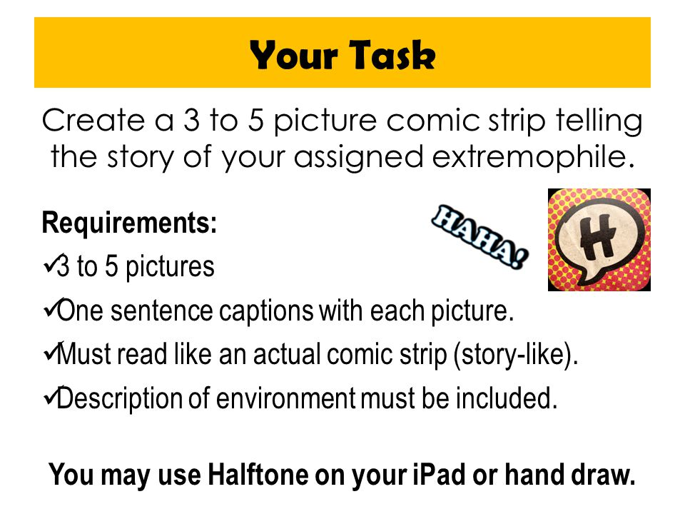 You may use Halftone on your iPad or hand draw.