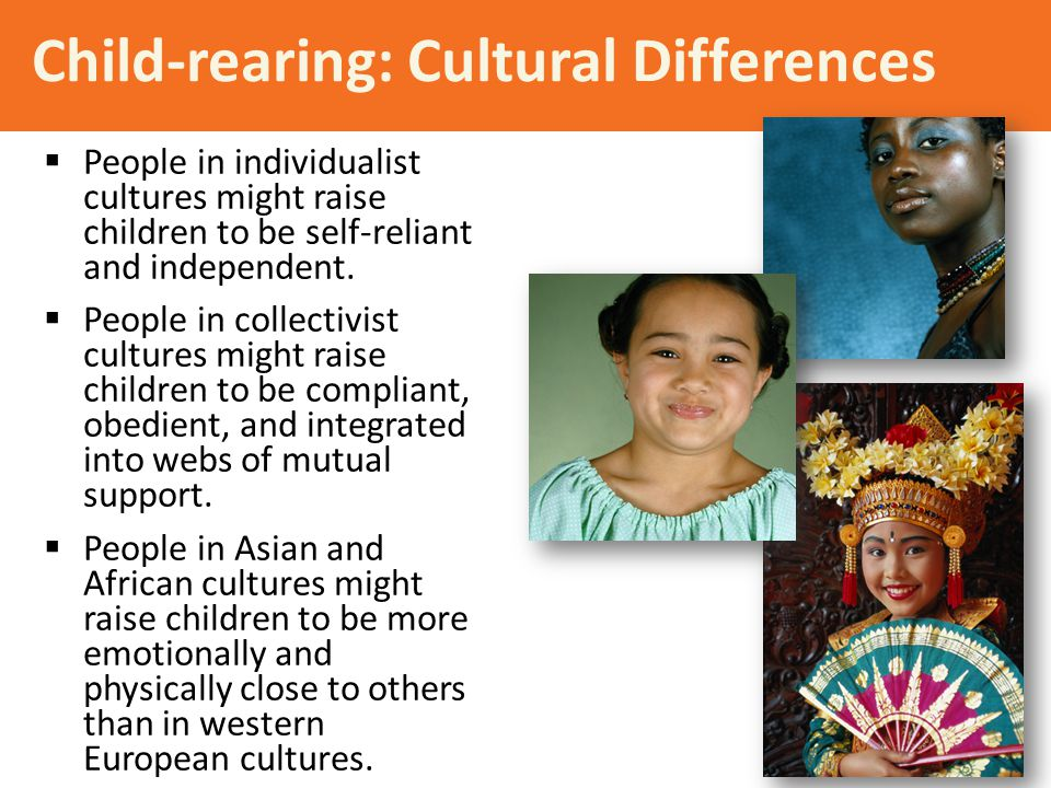 Child-rearing: Cultural Differences