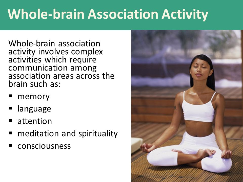 Whole-brain Association Activity