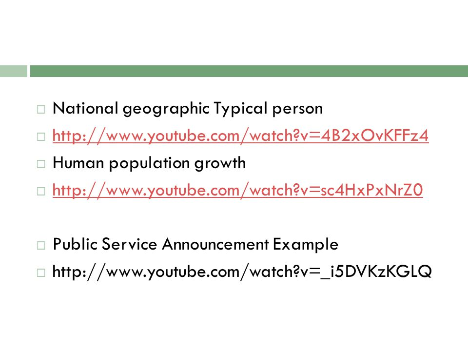 National geographic Typical person