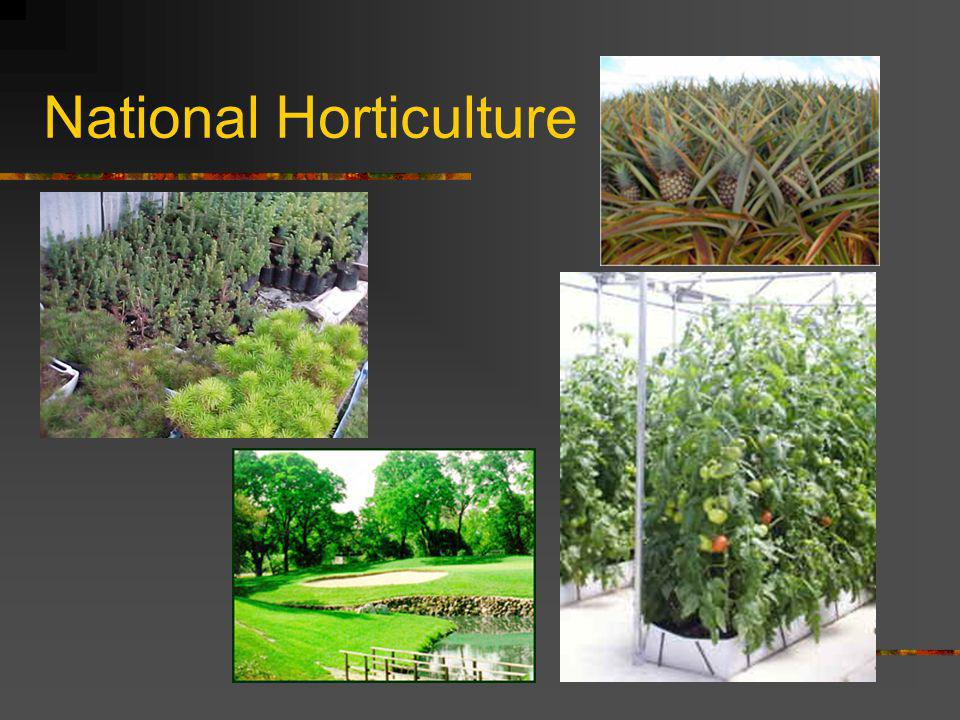National Horticulture