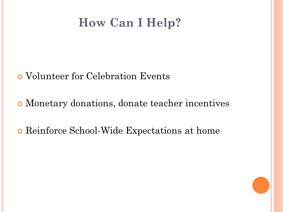 How Can I Help Volunteer for Celebration Events