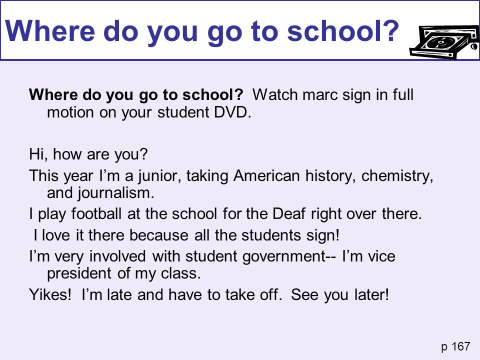 Where do you go to school