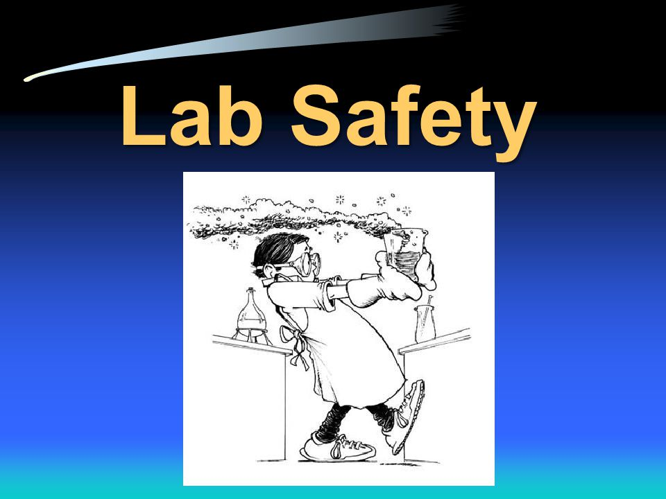 lab safety report essay