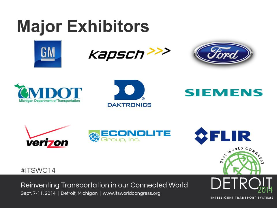 Major Exhibitors
