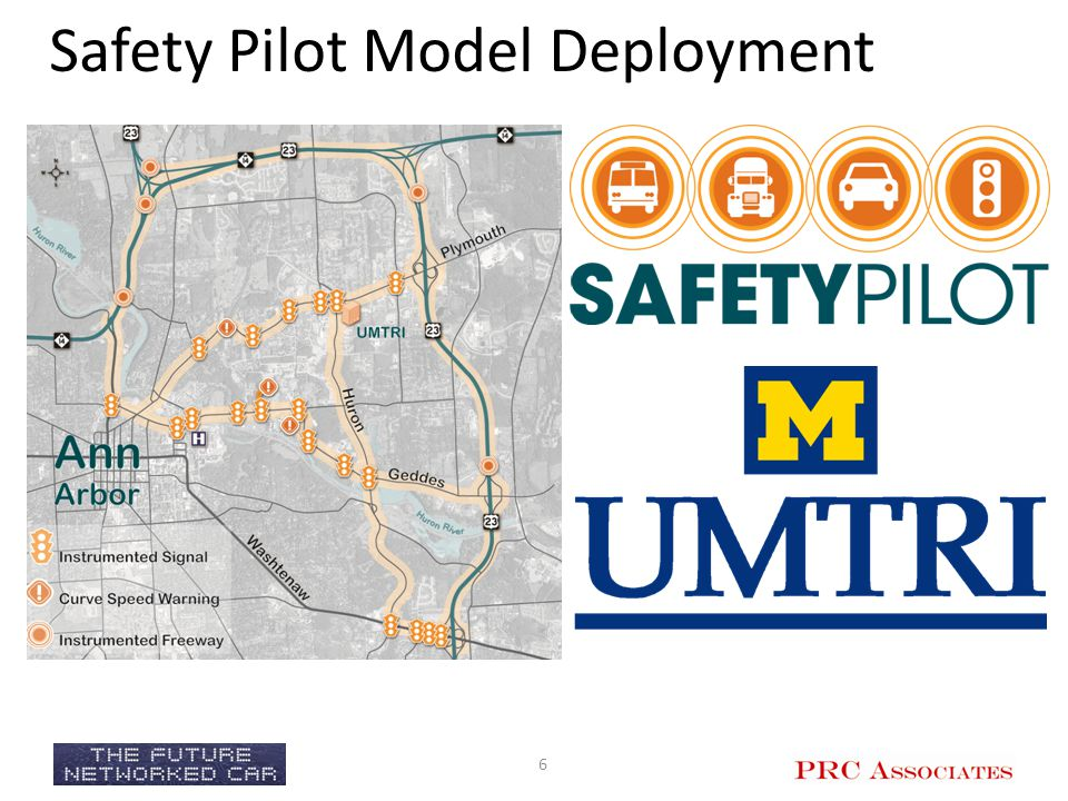 Safety Pilot Model Deployment
