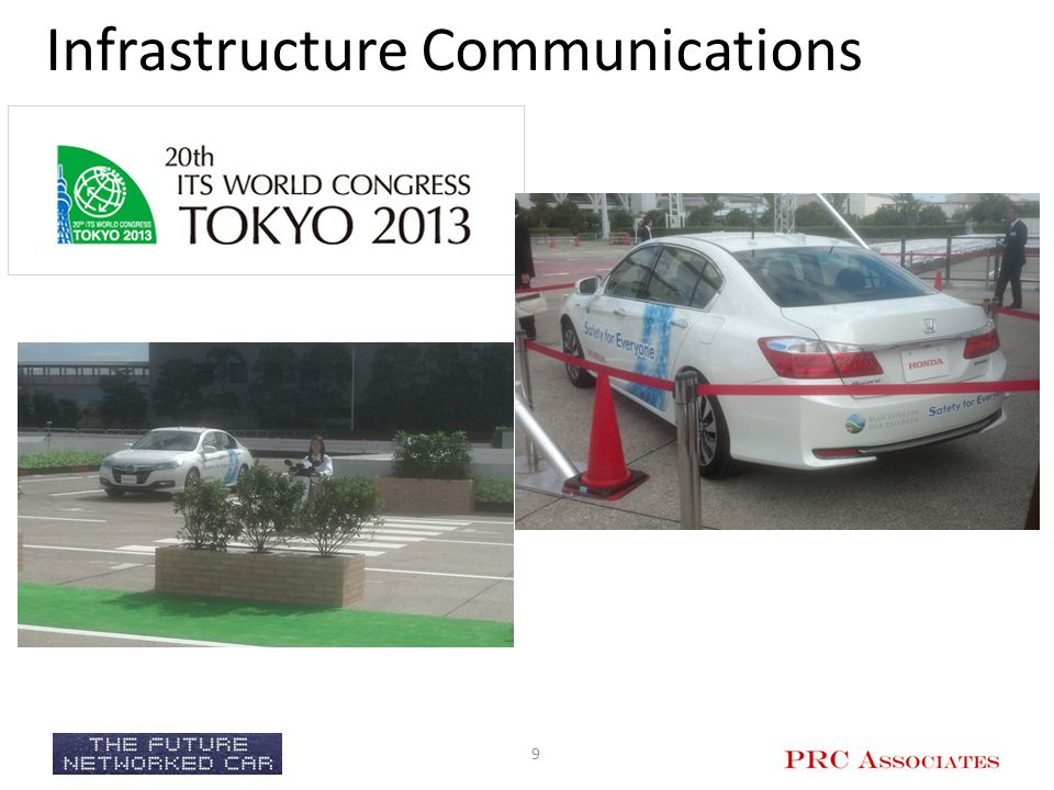 Infrastructure Communications