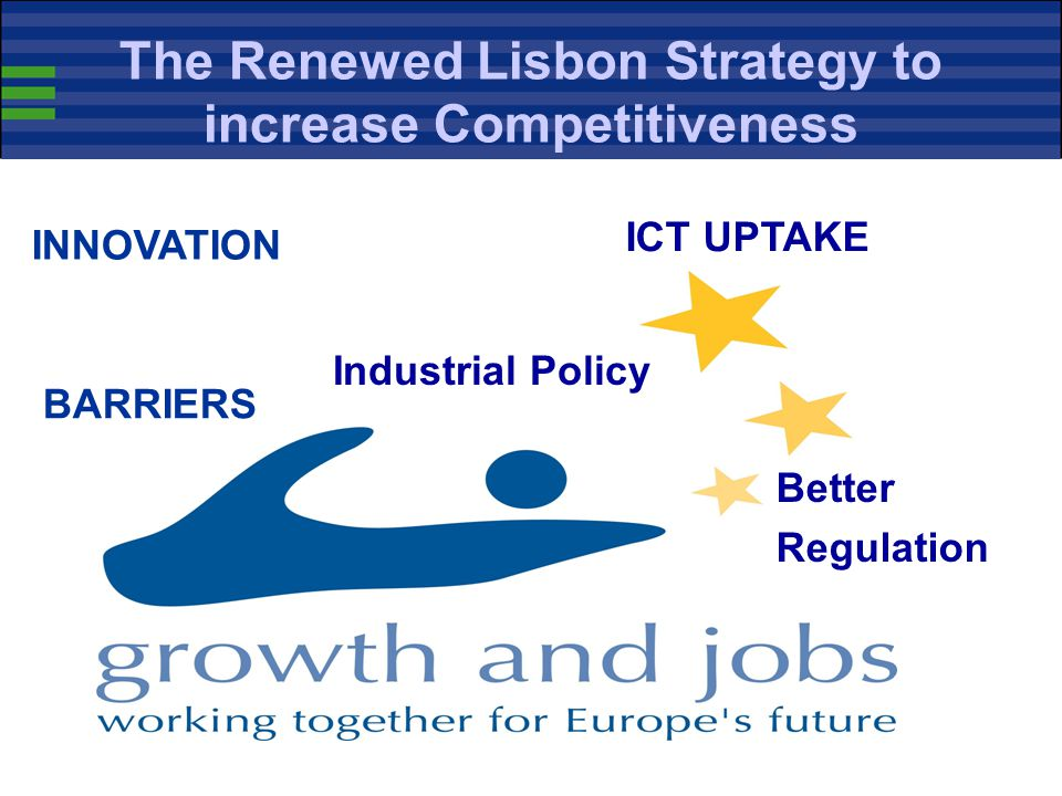 The Renewed Lisbon Strategy to increase Competitiveness