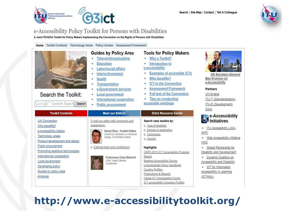 http://www.e-accessibilitytoolkit.org/