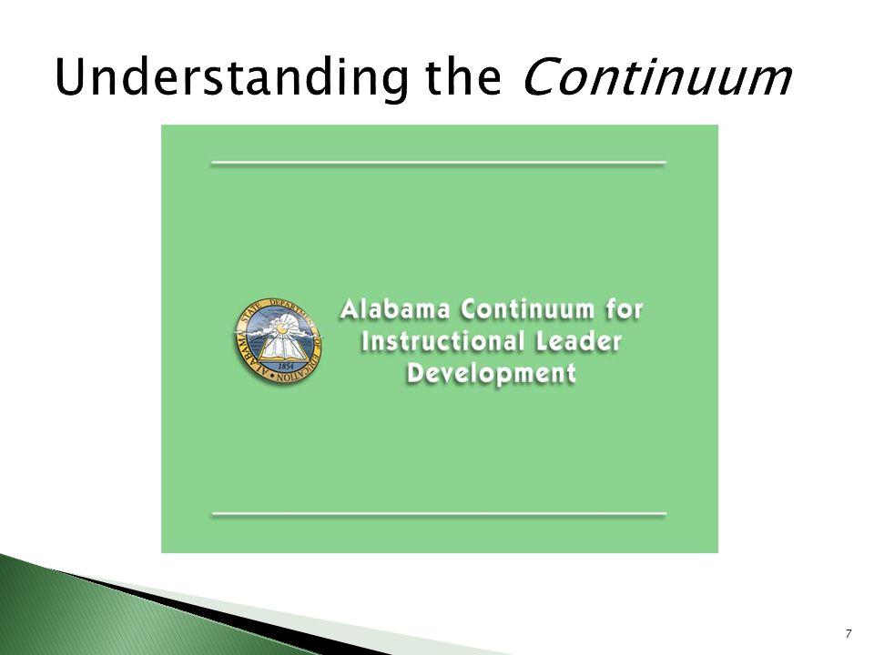 Understanding the Continuum