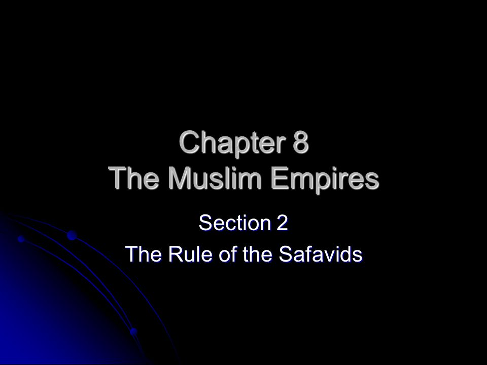 chapter 15 the muslim empires151 the Chapter 15 - tropical africa and asia, 1200–1500 i new islamic empires a mali in the western sudan 1 islam spread to sub.