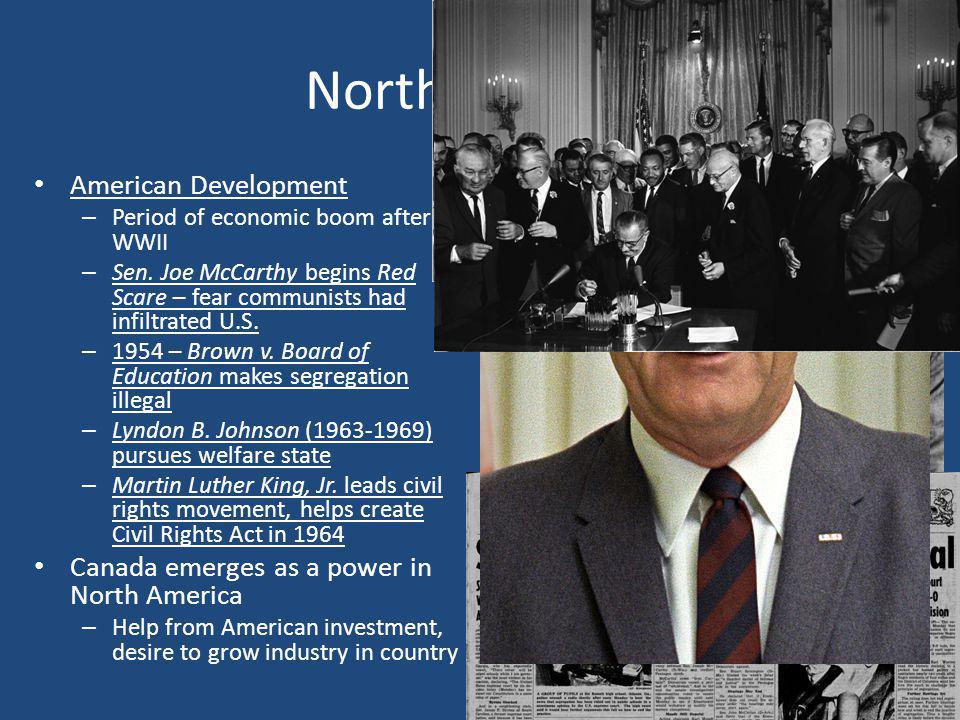 North America American Development