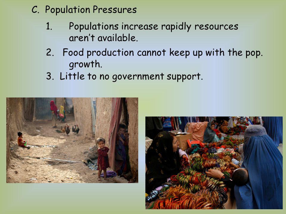 C. Population Pressures