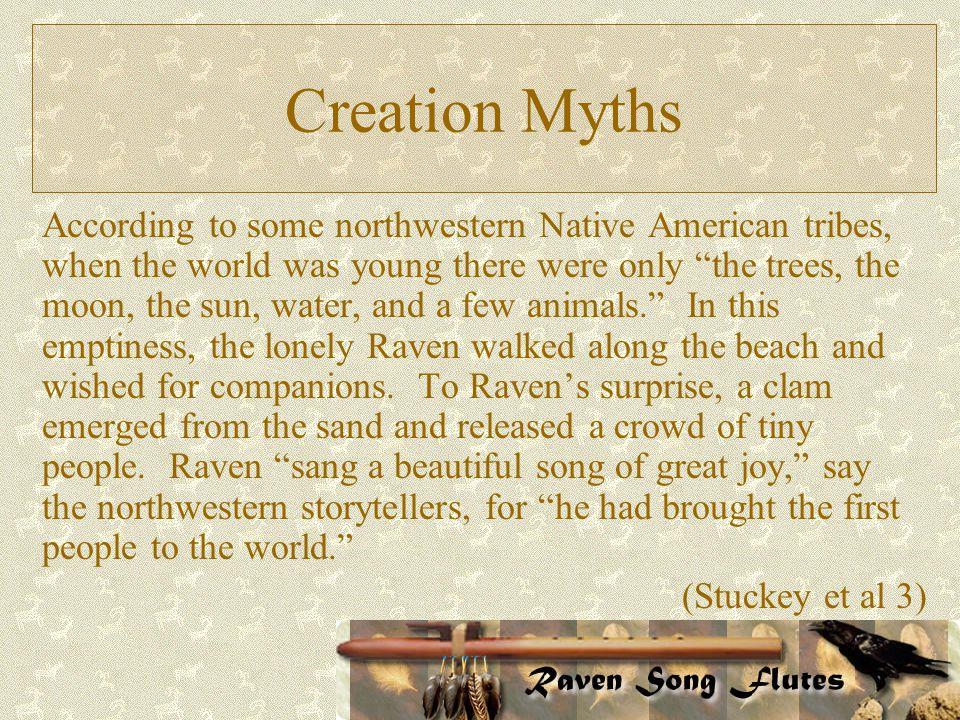 Creation Myths (Stuckey et al 3)