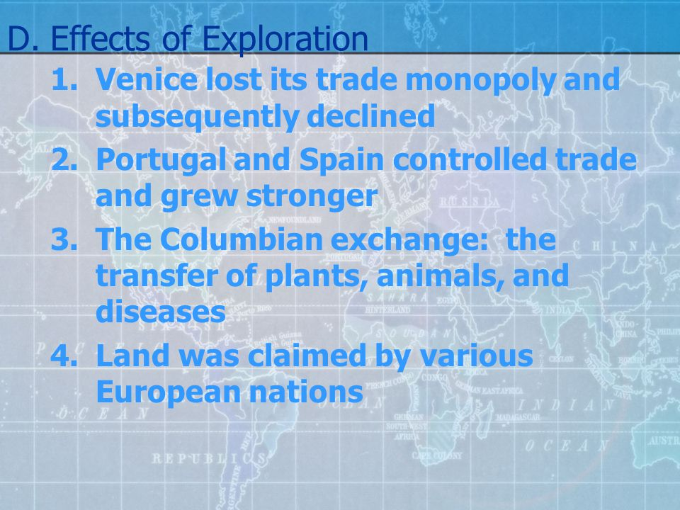D. Effects of Exploration