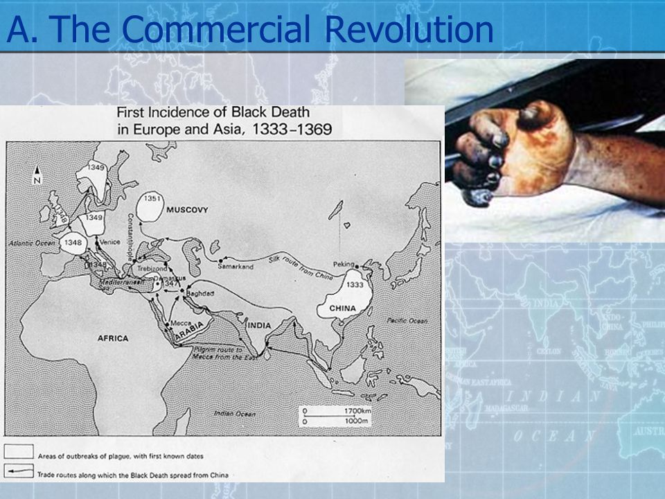 A. The Commercial Revolution
