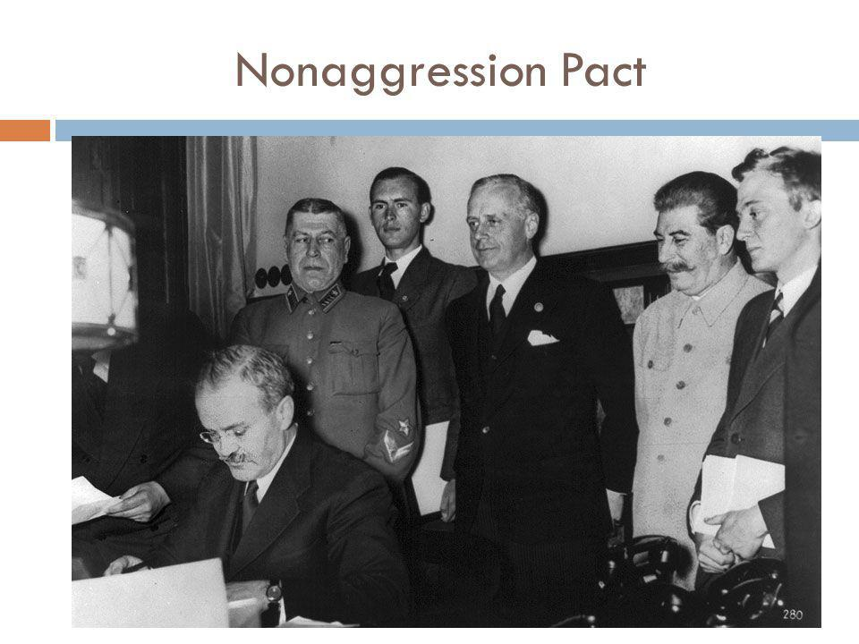 Nonaggression Pact