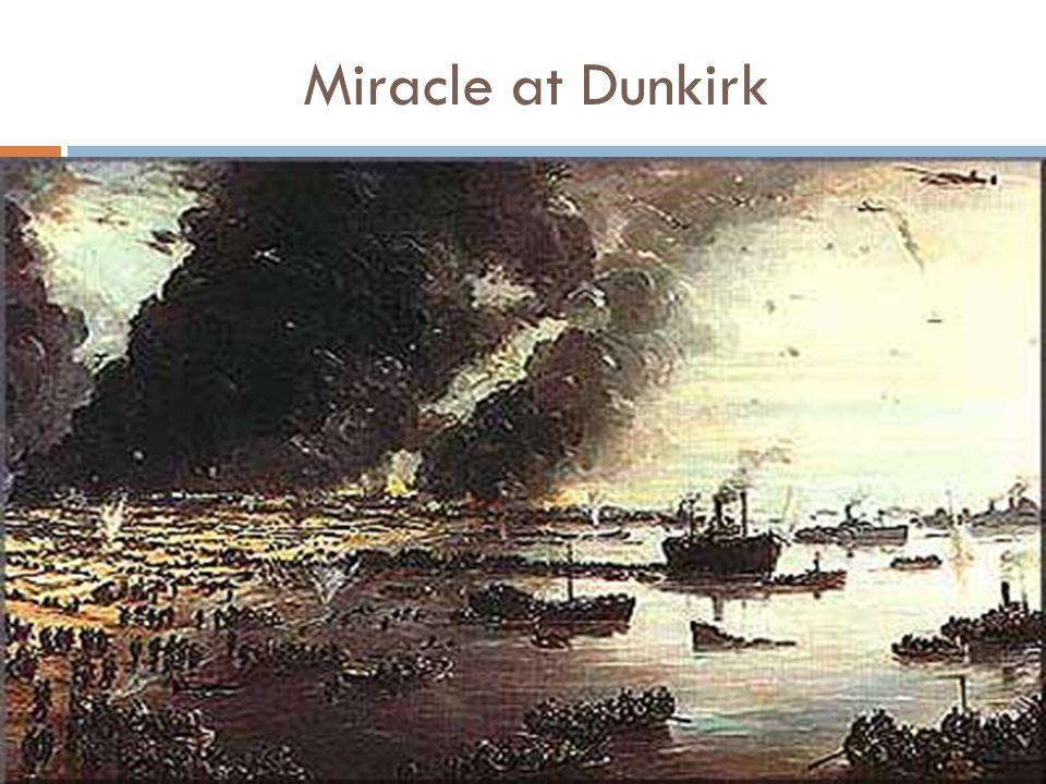 Miracle at Dunkirk