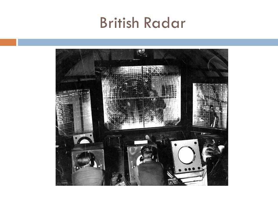 British Radar