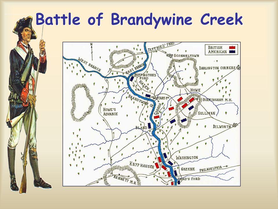Battle of Brandywine Creek