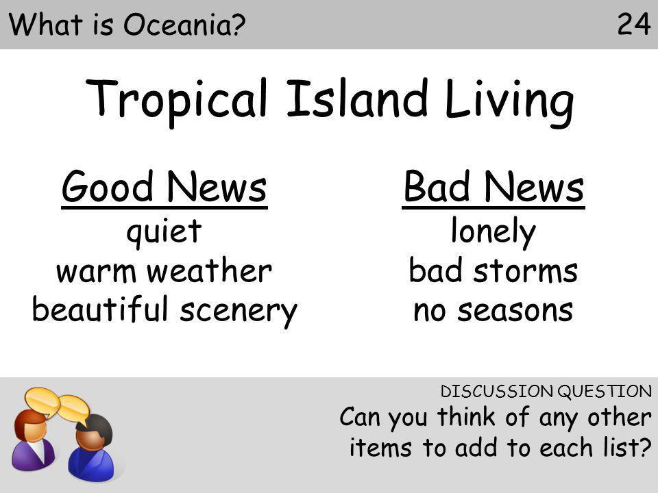 Tropical Island Living