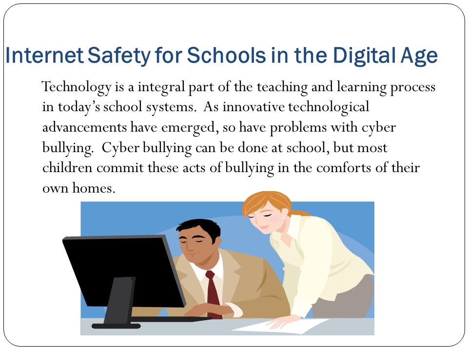 Internet Safety for Schools in the Digital Age