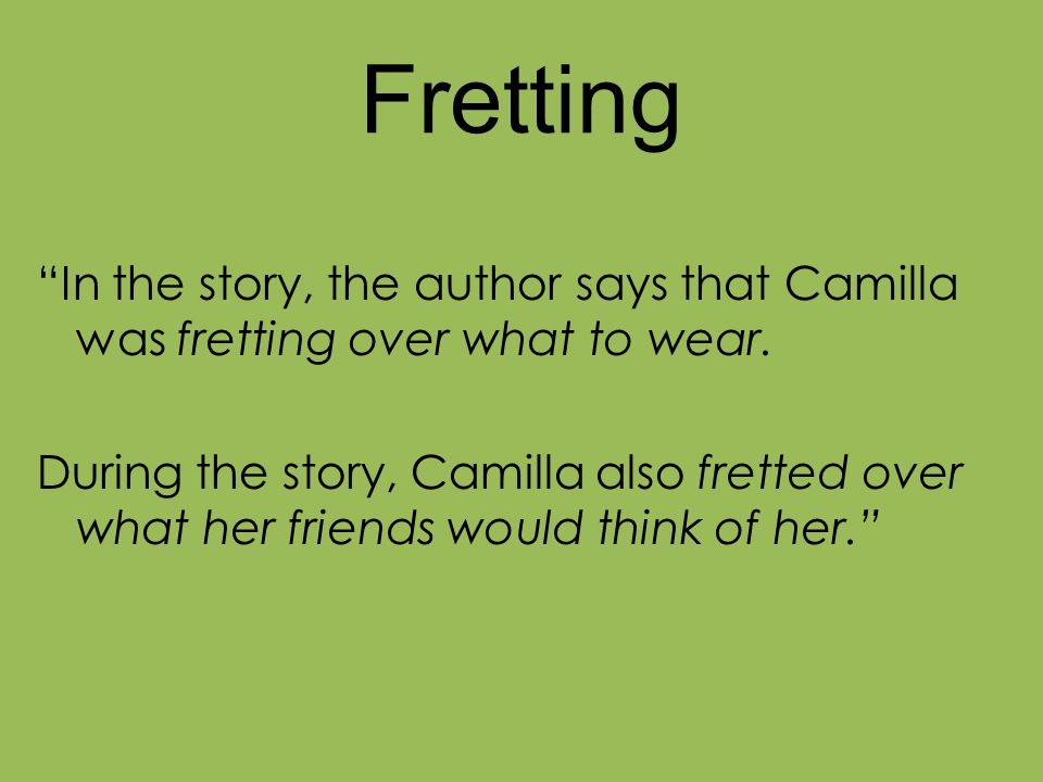 Fretting