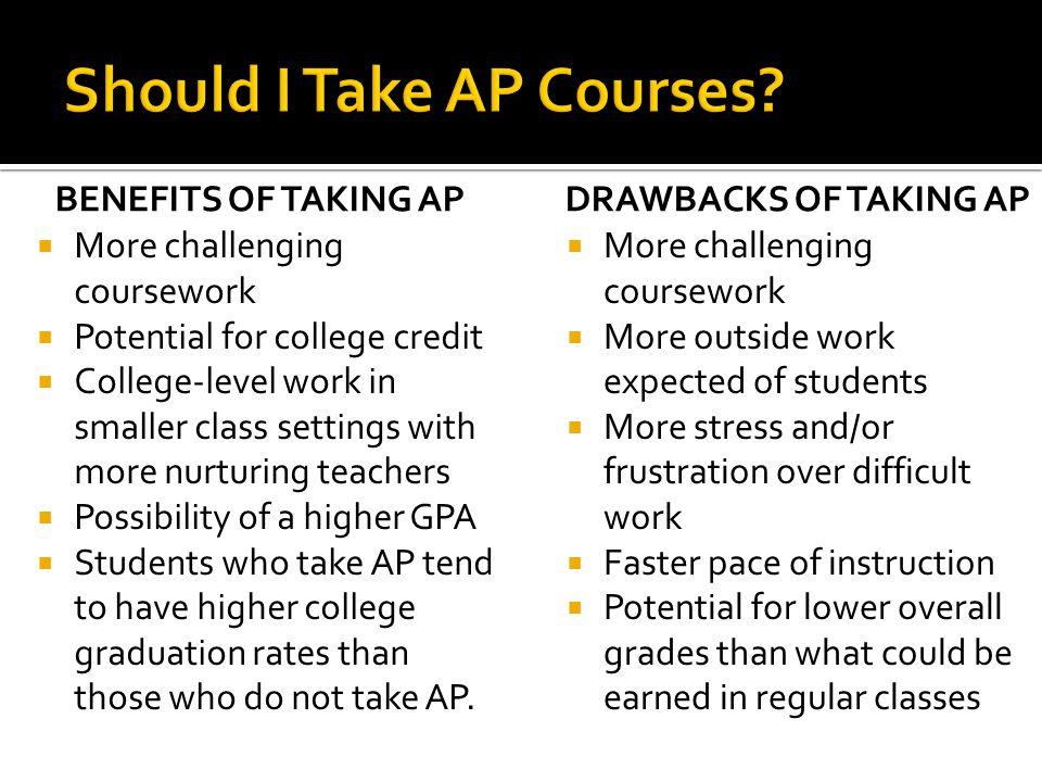 Should I Take AP Courses