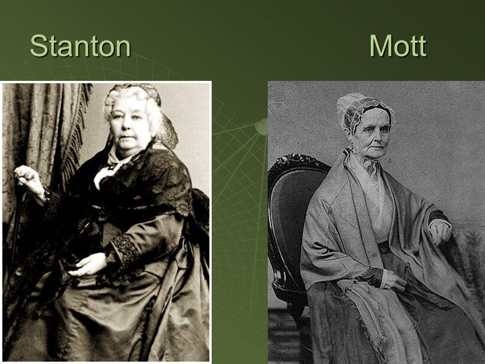 Stanton Mott