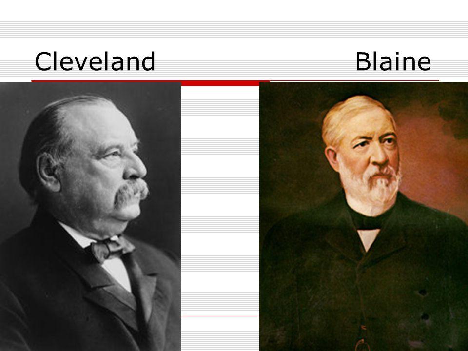 Cleveland Blaine