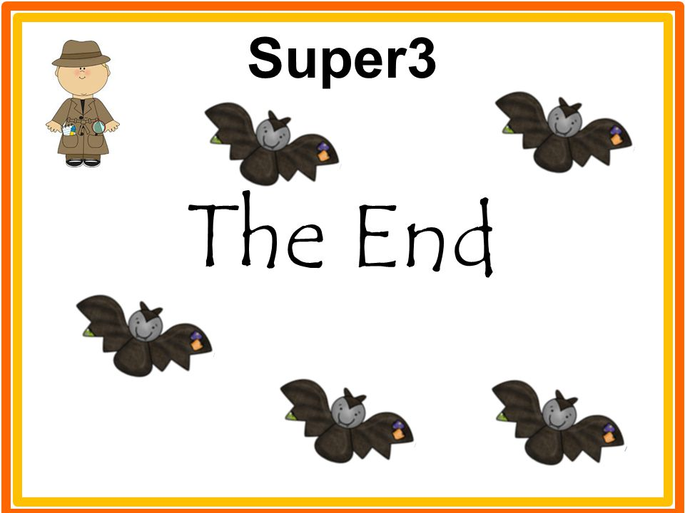 Super3 The End