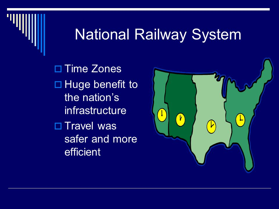 National Railway System