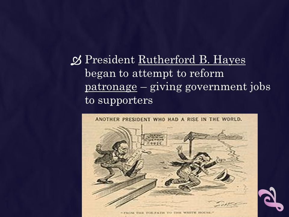 President Rutherford B