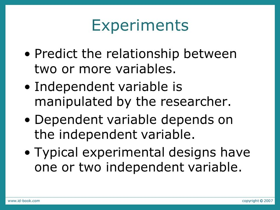 a lab experiment to understand and determine the relationship between different solutions Physics 111 laboratory experiment #3 this experiment is designed to investigate the relationship between current and b=2v and determine the current through.