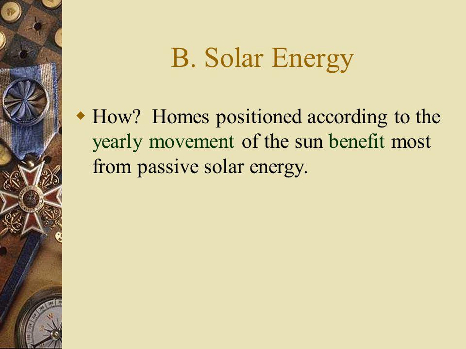 B. Solar Energy How.