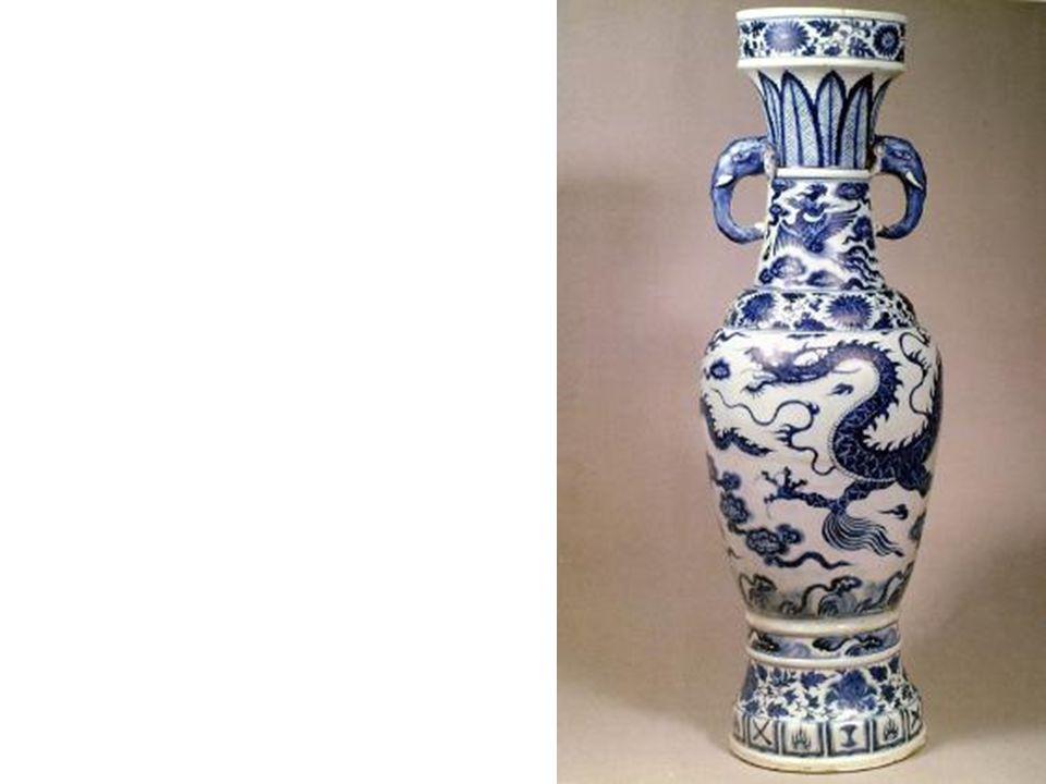 Temple vase, China, Yuan Dynasty, 1351