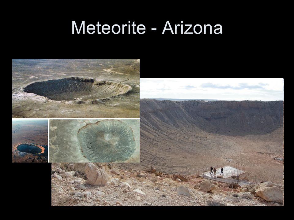 Meteorite - Arizona