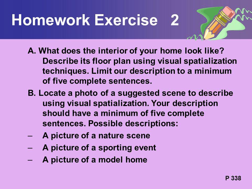 Homework Exercise 2