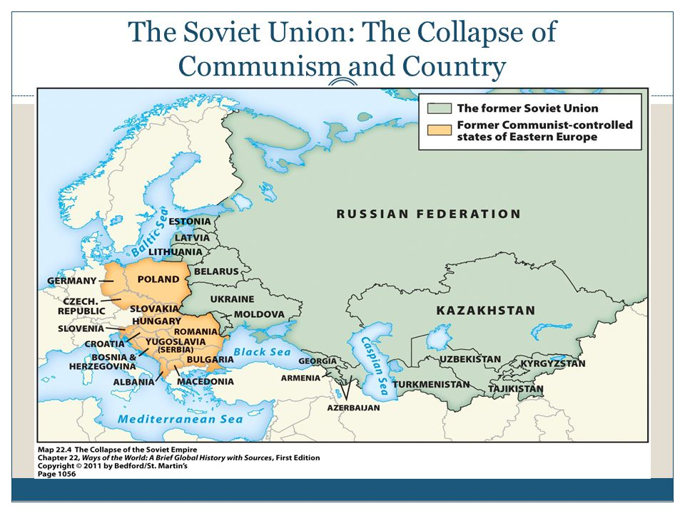 a history of the fall of the communist regime in soviet union Beginning with the creation of the soviet union leaders of solidarity and the polish communist regime writer the downfall of communism.