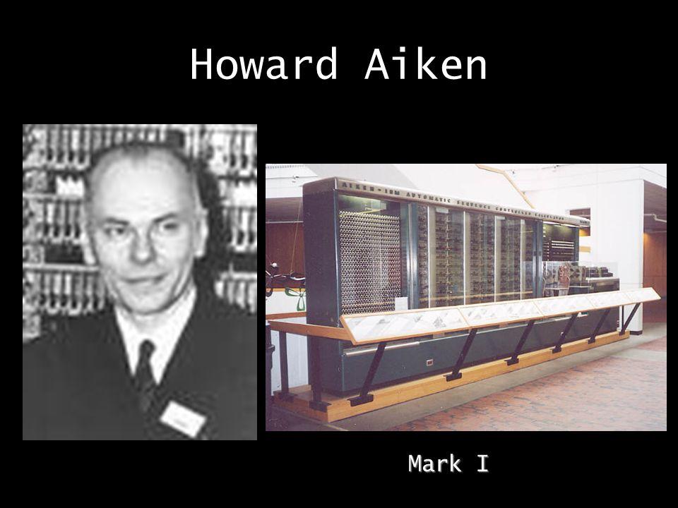 Howard Aiken Mark I