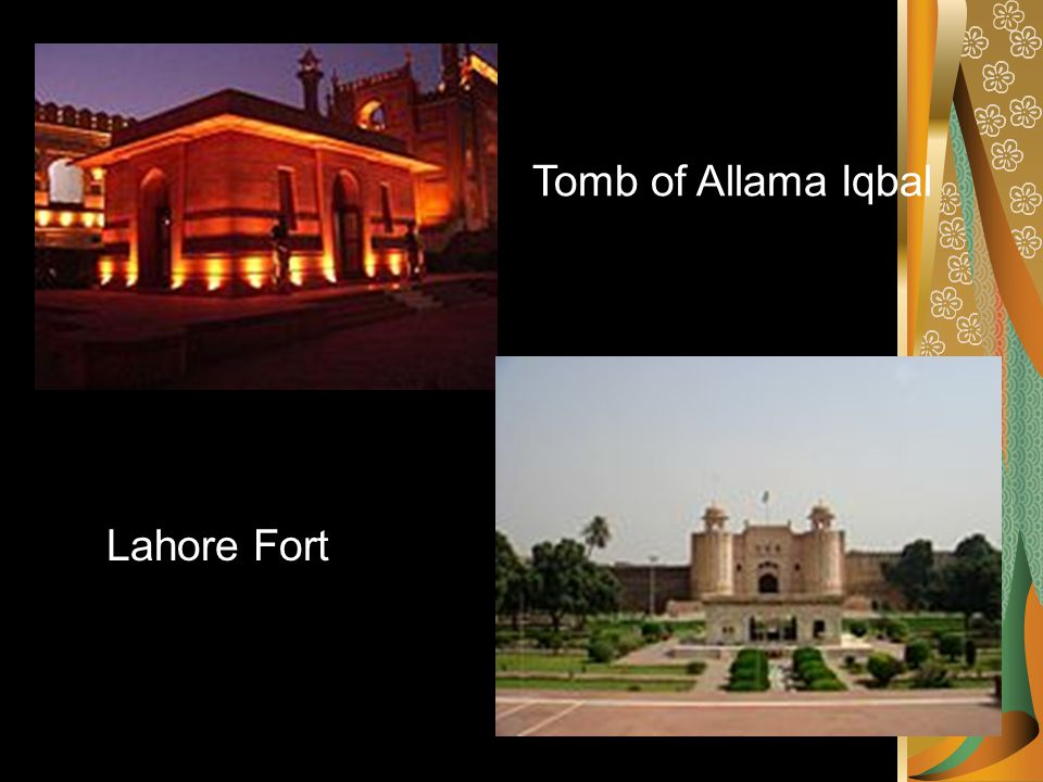 Tomb of Allama Iqbal Lahore Fort